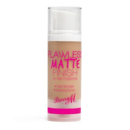 Barry M Flawless Finish Foundation - #3 Beige