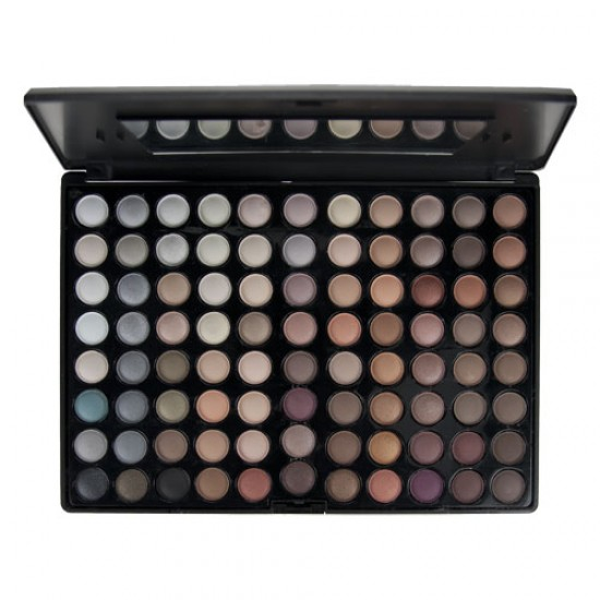 88 Colour Earth Tones Professional Eyeshadow Palette