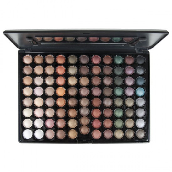 88 Colour 'Hot Earth' Professional Eyeshadow Palette