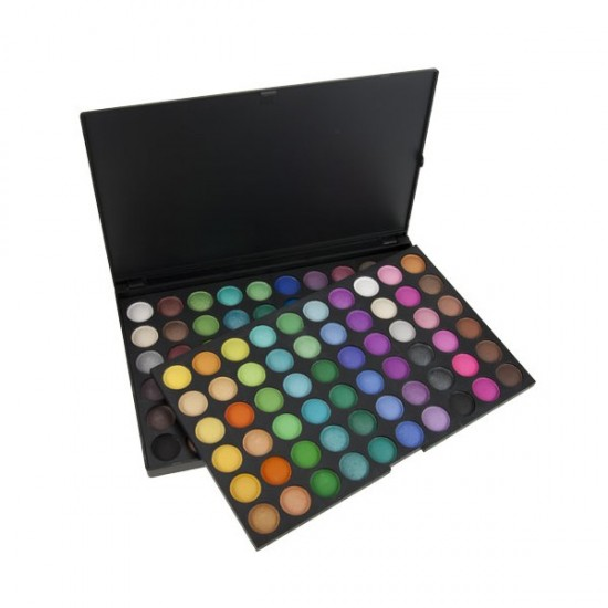 Professional 120 Eyeshadow Palette - Matte and Shimmer