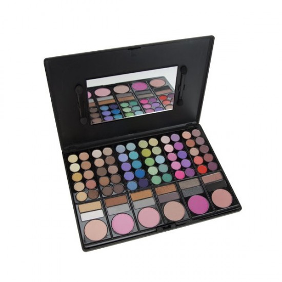78 Colour Make Up Palette