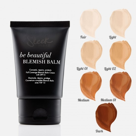 Sleek BB Cream - Fair (50ml!)