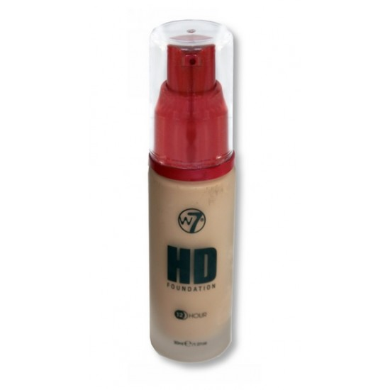 W7 - HD foundation - Natural Tan
