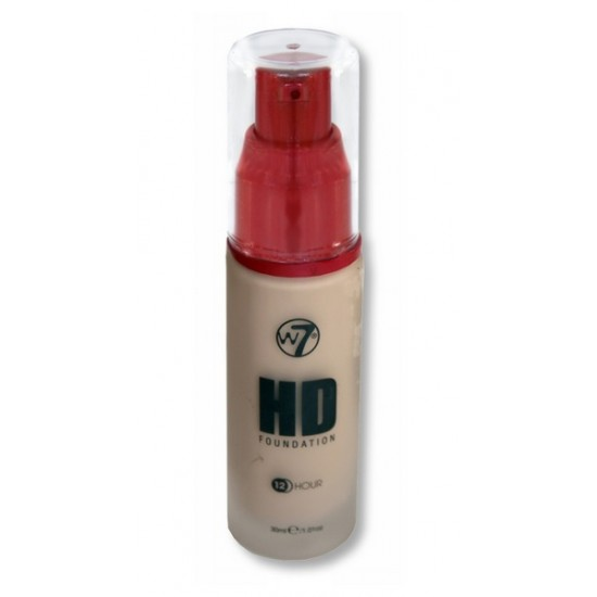 W7 - HD foundation - Sand Beige