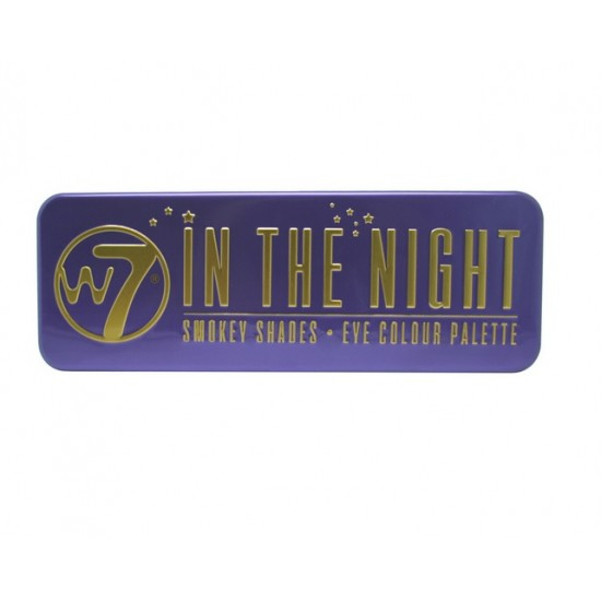 W7 - Eyeshadow palette - in the Night