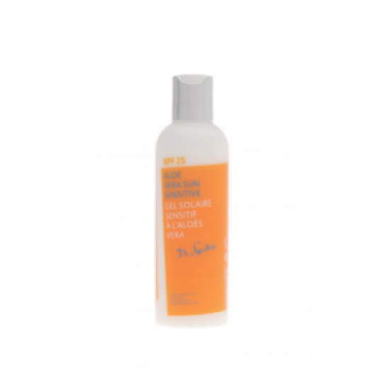 zonbescherming - Aloë Vera Sun Sensitive SPF 25 200 Ml